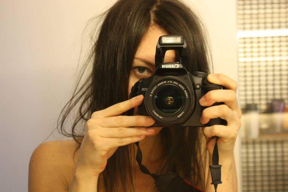 Damson - Melissa Wauchope, Conceptual Artist, Italy 2018
